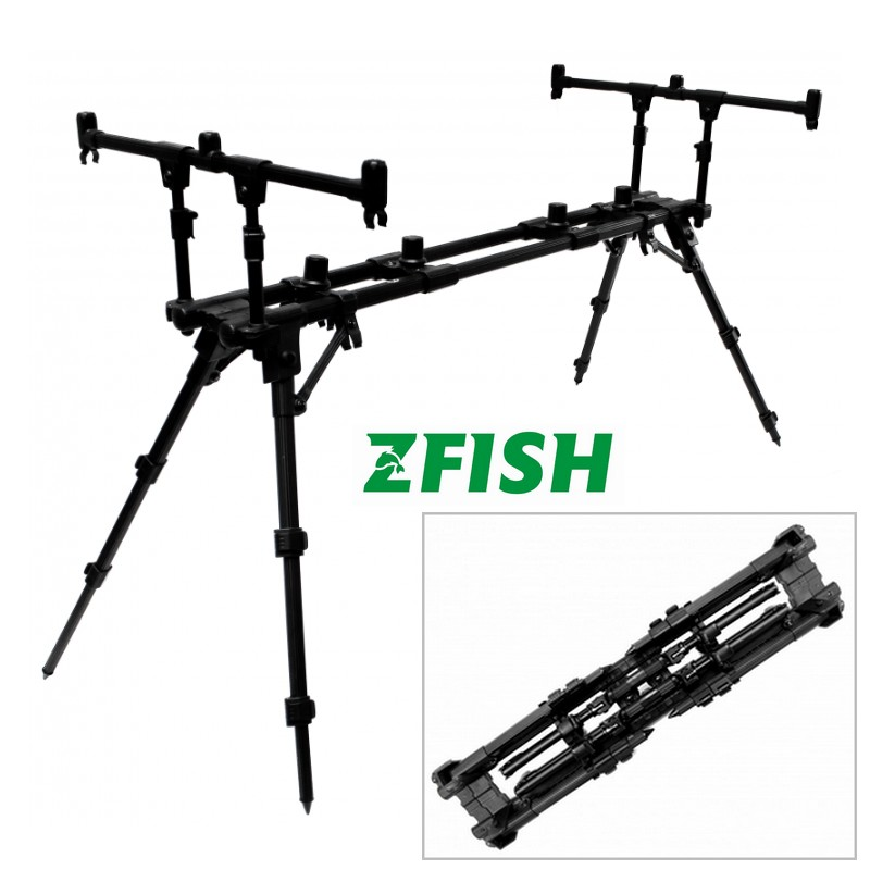 Stojan ZFISH Rod Pod Construct 3 Rods
