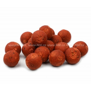 Hotové boilies KrillBerry NIKL 20 mm 250g