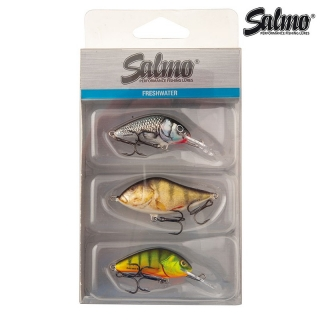 Dárkový set wobblerů SALMO PERCH PACK