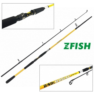 Prut Kodiak 2,40m/100-250g Zfish
