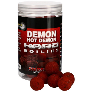 Boilies 20 mm STARBAITS HOT DEMON Hard Boilies 200g