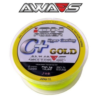 ION POWER C+Hyper Casting GOLD 1000m
