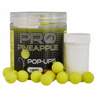 Plovoucí boilies STARBAITS Pro Pineapple 80g 14mm