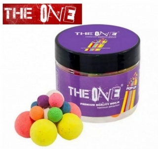 Plovoucí boilies THE ONE PURPLE POP-UP BOILIES 60G