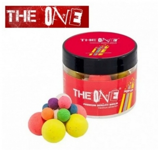 Plovoucí boilies THE ONE RED POP-UP BOILIES 60G