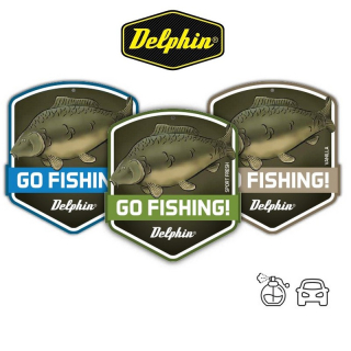 Vůně do auta GO FISHING! Carp Sport fresh