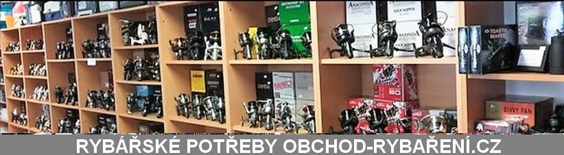 Rybářské navijáky na obchod-rybareni.cz