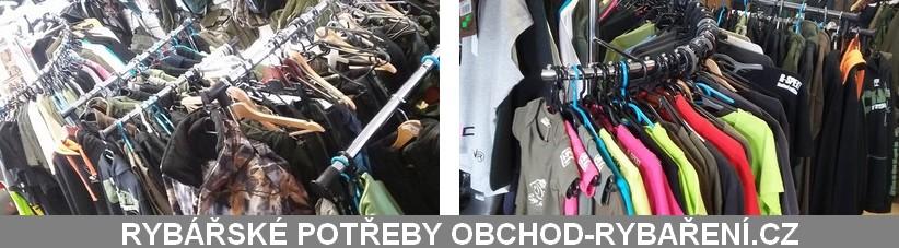 Rybářské oblečení  na Obchod-rybareni.cz